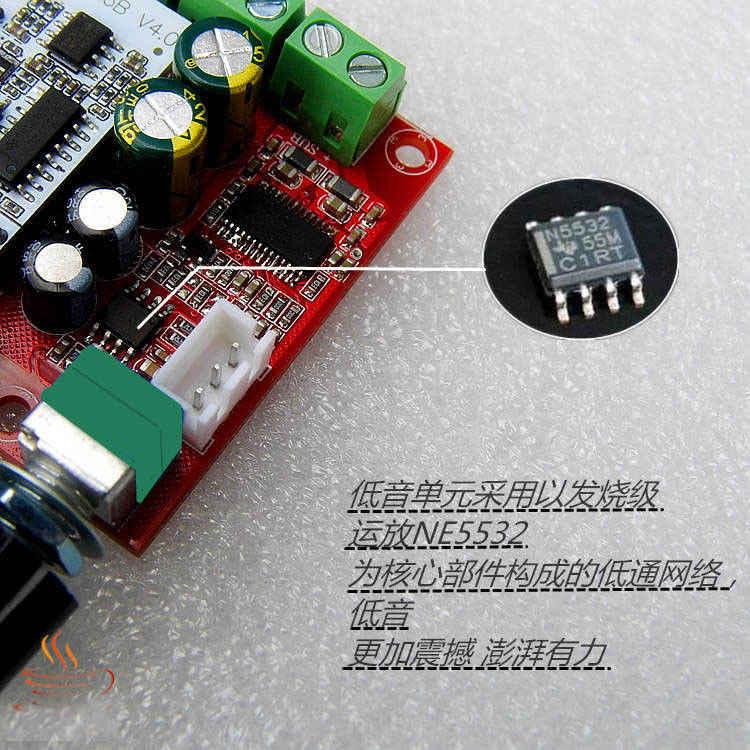 TPA3110D2 2,1 CH 30 Вт + 15 Вт + 15 Вт Bluetooth 4,0 приемник сабвуфер аудио усилитель плата стерео усилитель для 12 В мощность автомобиля
