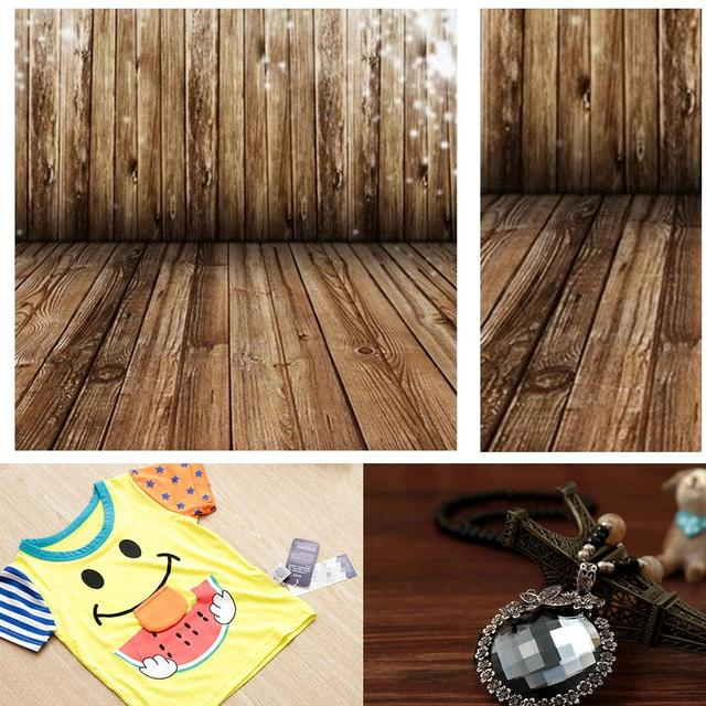 Vintage Wood Grain Photography Backdrop Newborn Baby Photo Studio Background for photo studio, club, party and stage set