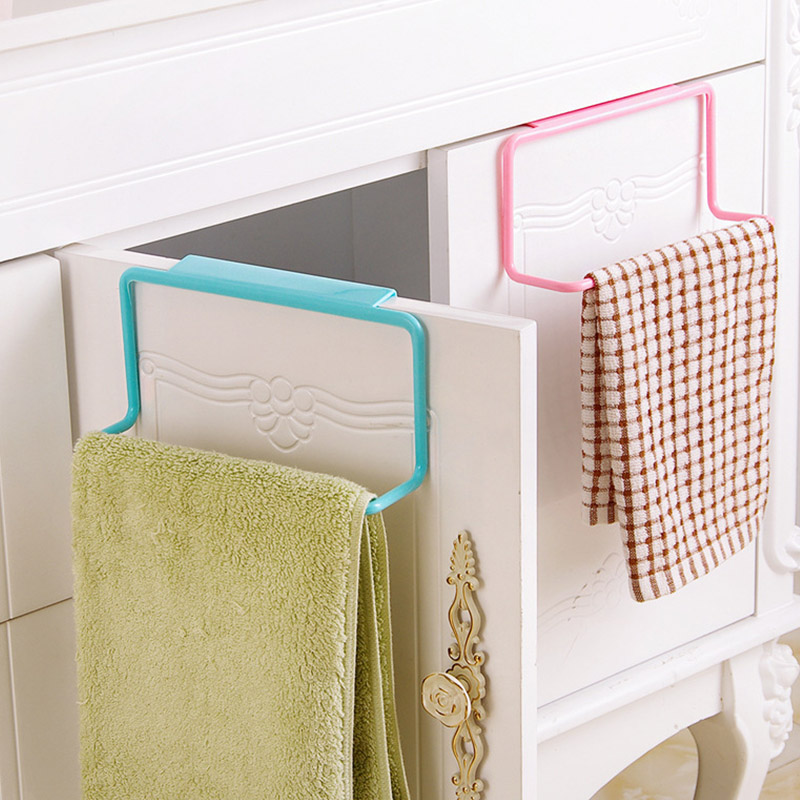 Towel Racks For Bath Kitchen High Quality Towel Rack Hanging Holder Organizer Bathroom Cabinet Cupboard Hanger