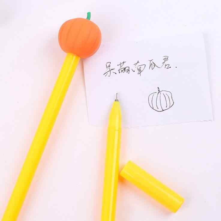 エレンブルック 1 ピース韓国の文房具かわいいカボチャニホンカボチャペン広告ゲルペン学校ファッションオフィスかわいい用品