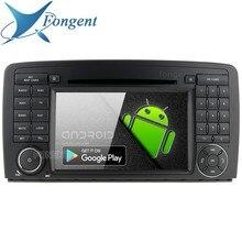 Android 9,0 для Mercedes Benz R Class W251 R280 R300 R320 R350 R500 автомобильный 64 Гб 8 ядерный RDS PX6 головное устройство DVD gps радио плеер RK3399
