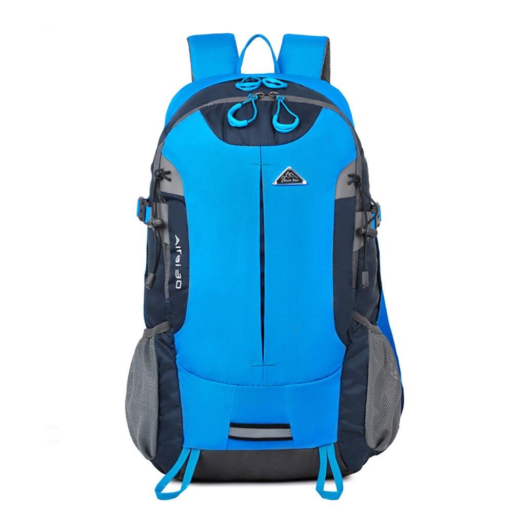 Lightweight Multifunction Waterproof Backpack Men/Women Outdoor Travel Backpack Hiking Folding Shoulder Bag Rucksack