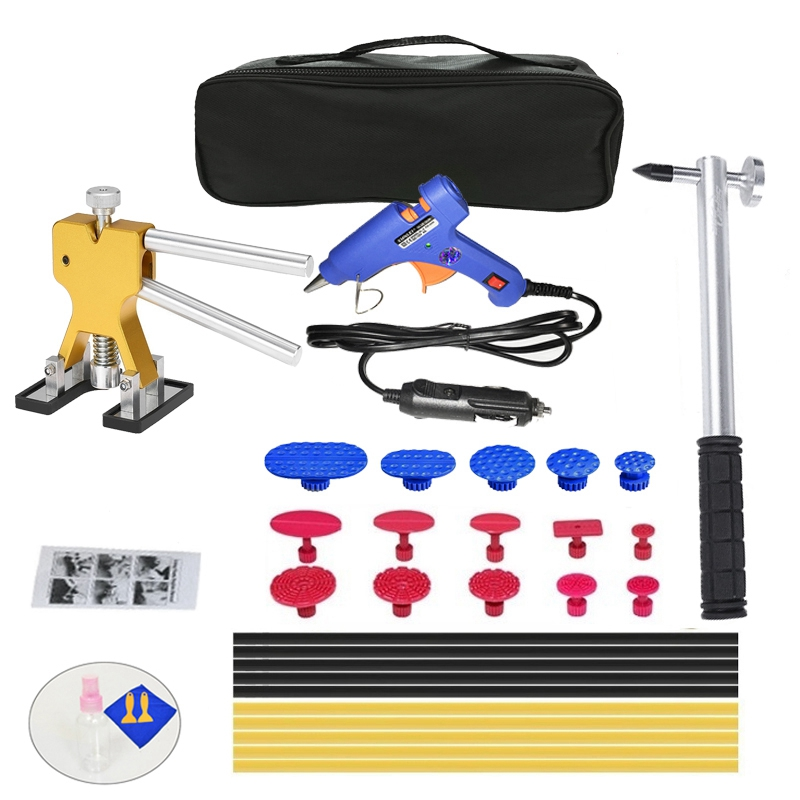 Back To Search Resultshome Systematic 32 Pcs/set 12v Glue-gun Metal Dent Lifter-glue Puller Tab Car Body Hair Removal Paintless Car Paintless Dent Repair Hail Remov Exquisite Craftsmanship;