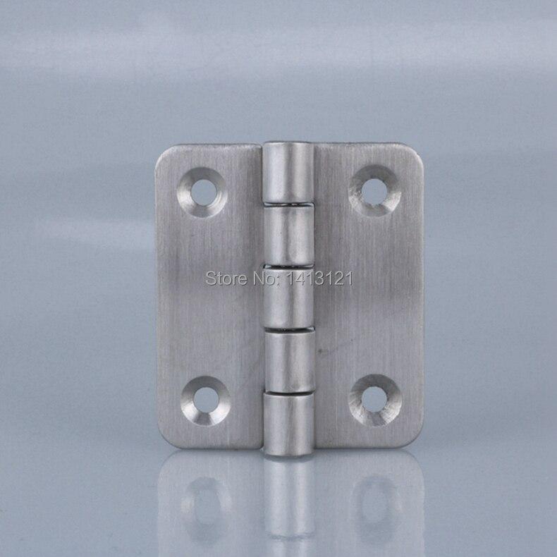 44*50mm  door hinge electric box Switchgear box control distribution cabinet network PS cabinet equipment hinge repair hardware Door Hinges     - title=