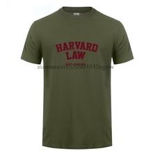 GILDAN Slim Short Sleeves Harvard T Shirt Typeface Teen Chest Printed Mens  Law Just Kidding Tees Brand Clothing High Quality