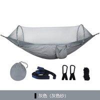 2019 New Summer Speed Open Mosquito Net Hammock Tree Simple Tent Parachute Cloth Anti mosquito Swing Hammock