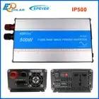 EPever 500W Reine Sinus wechselrichter 12 V/24 V Eingang 110VAC 120VAC 220VAC 230VAC Ausgang 50HZ 60HZ Hohe Effizienz Konverter IPower