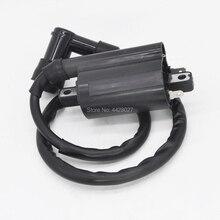 Bobina de encendido para motocicleta YAMAHA VIRAGO, bobina de encendido compatible con YAMAHA VIRAGO 250 XV250 2004 2008 LH250 YP250 linhai 260cc 300cc