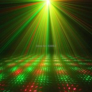 Image 5 - ESHINY Mini 4in1รูปแบบผลR & G Star Whirlwindเลเซอร์โปรเจคเตอร์Stage Disco DJ Club Bar KTVครอบครัวpartyแสดงแสงP14