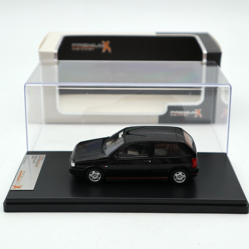 Premium X 1:43 Fiat Tipo 2.0ie 16V Sedicivalvole 1995 Black PRD455 Toys car Diecast Models Limited Edition Collection