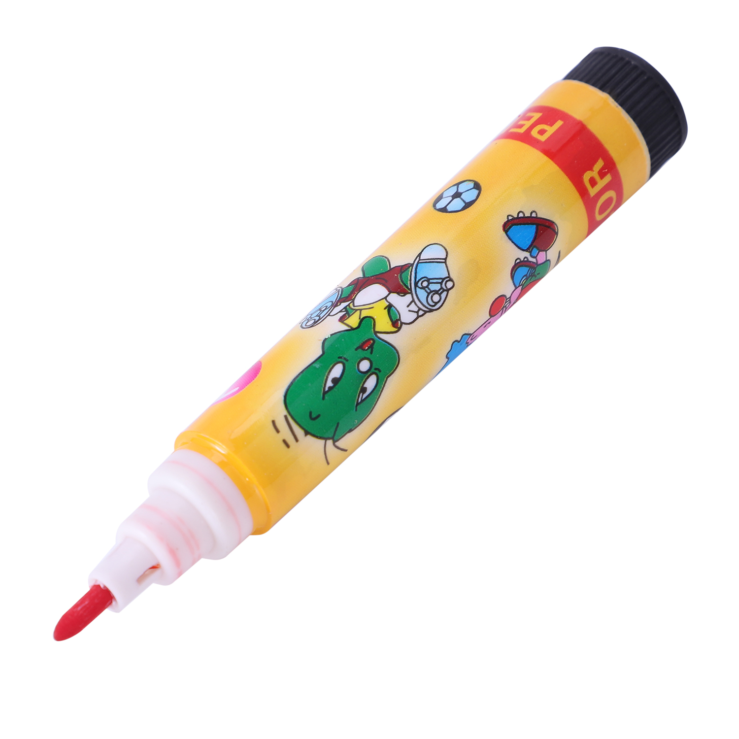 Children painting drawing set 86pcs watercolor pen crayon pencils eraser stationery set for drawing kids gift in art sets from office school supplies on