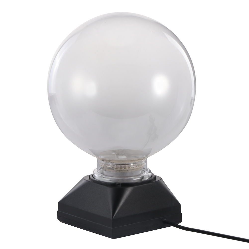 Image 5 - 6 Inch 8 Inch Crystal Plasma Ball Night Light Magic Glass Sphere Novelty Lightning Ball Plasma Table Levitating Lamp Lifesmart-in Novelty Lighting from Lights & Lighting