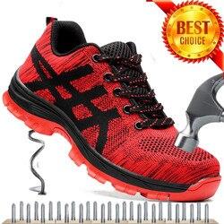 Botas de segurança de alta qualidade do dedo do pé de aço botas masculinas botas de trabalho de alta qualidade