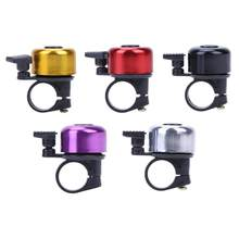 Aluminum Ordinary Bell Sound Handlebar Ring Horn Alarm Warning Bicycle Accessory Z50 Alloy Bicycle Bell MTB Mountain Road Bike(China)