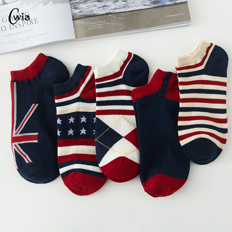 Winter Warm Thick Wool Cute Funny Animal Christmas Cotton Socks Fashion Casual Wool Knit Sock 1pair=2pcs Ws1315