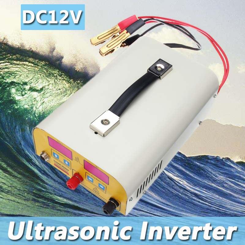 Ультразвуковой инвертор 12 В в Max 5000 Вт 3000 IGBT Digtal управление электро машина водостойкий с предохрасветодио дный нителем светодиодный дисплей...