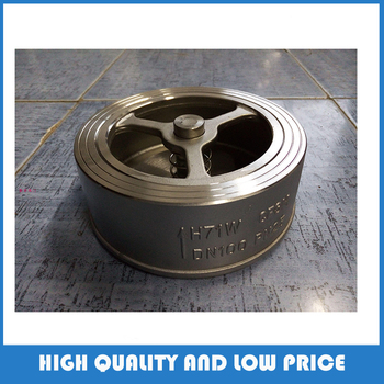 China Low Price H71W-25P Wafer Check Valve фото