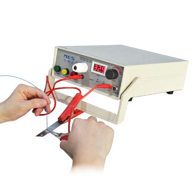 TL WELD الحرارية بقعة لحام قابلة للشحن آلة لحام الأسلاك مع وظيفة الاتصال الأرجون