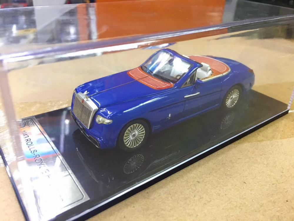 1 43 Rolls Royce Hyperion Resin model Collection Gift