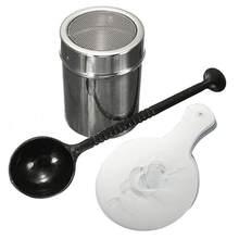 Ensemble d'outils pour mousser le café et le thé, 16 pièces, Shaker, plumeau à chocolat, pochoirs à lait pour Cappuccino, Latte, cuillère à mesurer