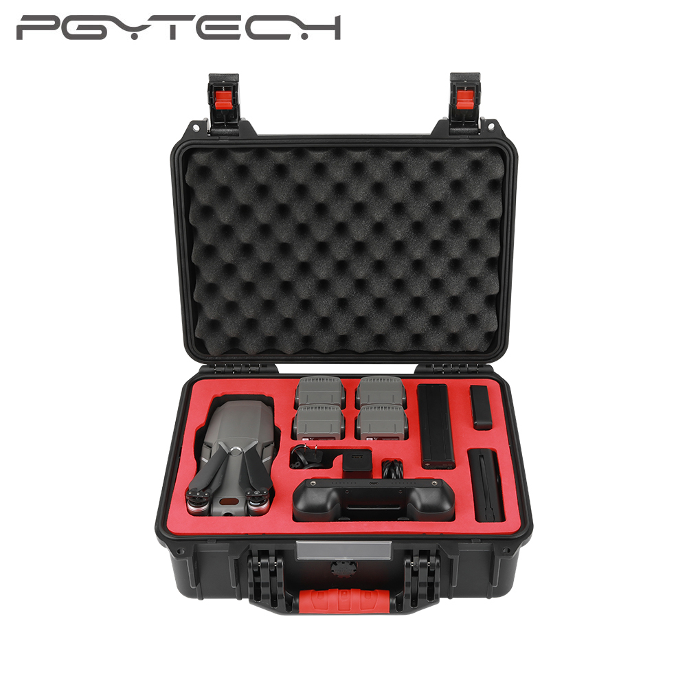 PGYTECH Waterproof Safety Carrying Case for DJI Smart Controller Battery and other Mavic 2 Accessories