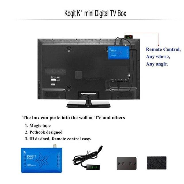 Koqit 1080p dvb-s2 t2-mi hd tuner
