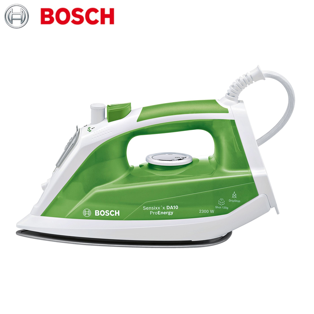 лучшая цена Electric Irons Bosch TDA102301E  household appliances laundry steam iron ironing clothes