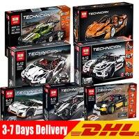 Lepin Technic 20033 20052 20053 20087 23002 23006 23018 Model Blocks Bricsk Toys Moc LegoINGlys 42065 2811 16915 4789 3918 5530