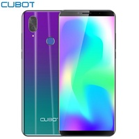 Cubot X19 4G LTE Smartphone Android 8.1 Helio P23 Octa Core Mobile Phone 4000mAh 4GB RAM 64GB ROM 5.93 FHD+ 16.0MP Cell Phone