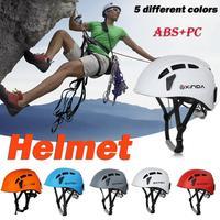 Outdoor Downhill Helm Veiligheid Klimmen Helm Apparatuur Outreach Activiteiten Speleologie Redding Bergbeklimmen River Tracing Casco