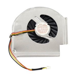 New CPU Cooling Fan For IBM Lenovo Thinkpad T61 T61P R61 W500 T500 T400 3 Pin(China)