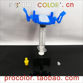 Printhead pigment ink Cleaning clean liquid Fluid Tool For HP hp932 932 933 6100 6600 6700 7110 7610 7612 7510 7512 Printer Head