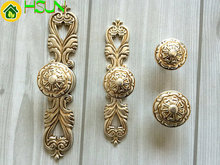 цены Shabby Chic Dresser Drawer Knobs Pulls Handles Antique Silver Kitchen Cabinet Knobs Handles Pull Ornate Knob Back Plate Decor