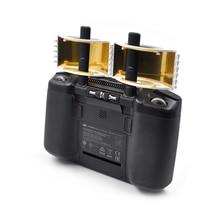 1 пара антенный усилитель Сигнала Антенна диапазон расширитель для DJI умный контроллер для DJI Mavic 2 Pro/Zooom RC Дрон аксессуары