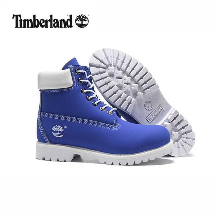 TIMBERLAND Men 10061 Sky Blue White