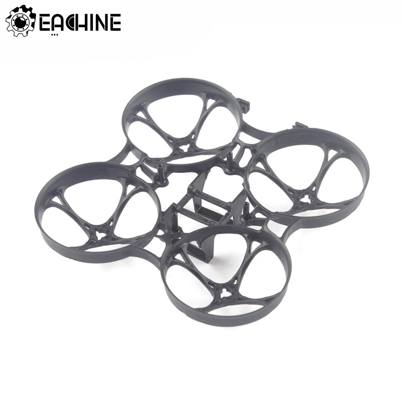 Original Eachine TRASHCAN 75mm Frame Kit 5.7g For RC Models FPV Racing Drone Spare Part DIY AccessoriesOriginal Eachine TRASHCAN 75mm Frame Kit 5.7g For RC Models FPV Racing Drone Spare Part DIY Accessories