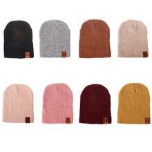 Теплая зимняя вязаная шапочка для детей и мужчин, шапка, вязаная крючком шайба для хоккея, наушники