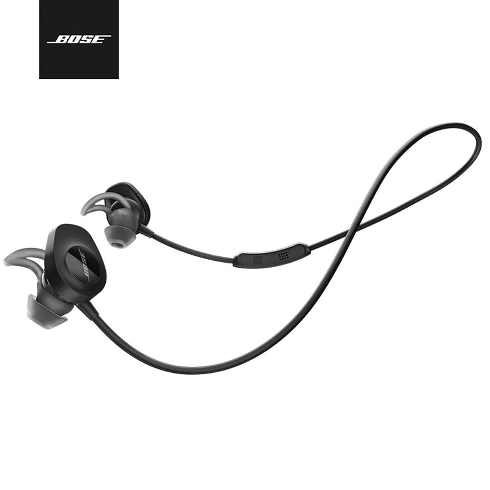 Bose SoundSport Wireless Bluetooth Headphones Sweatproof Sport Earphone In eat Music Headset In line Control with