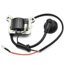 Ignition Coil Magneto Module for 43CC 52CC CG430 CG520 Trimmer Brush Cutter Chainsaw Lawn Mower Parts Garden Tools Accessories цены