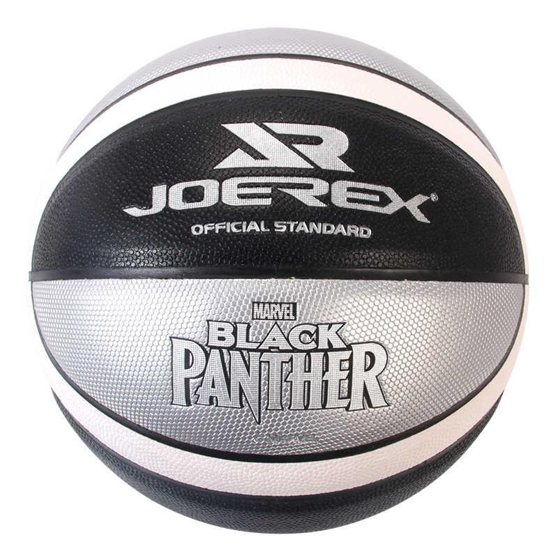 חדש presell באיכות גבוהה גודל 7 PU כדורסל baloncesto שחור פנתר ברזל איש סל מותך כדורסל מקורה חיצוני basquete