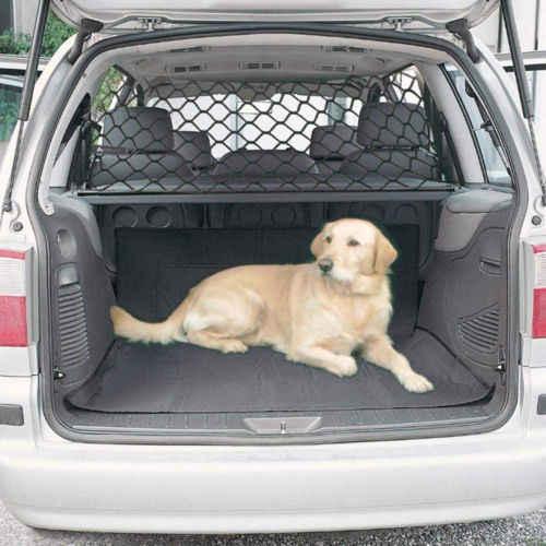 Car Safety Net Universal Dog Barrier