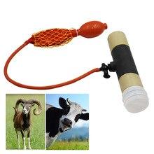 가축 가축 양 정액 수집 장치 거짓 인공 질 사정 악기 사정 컵