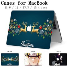 For Laptop Case For Notebook MacBook 13.3 15.4 Inch For MacBook Air Pro Retina 11 12 Sleeve With Screen Protector Keyboard Cove