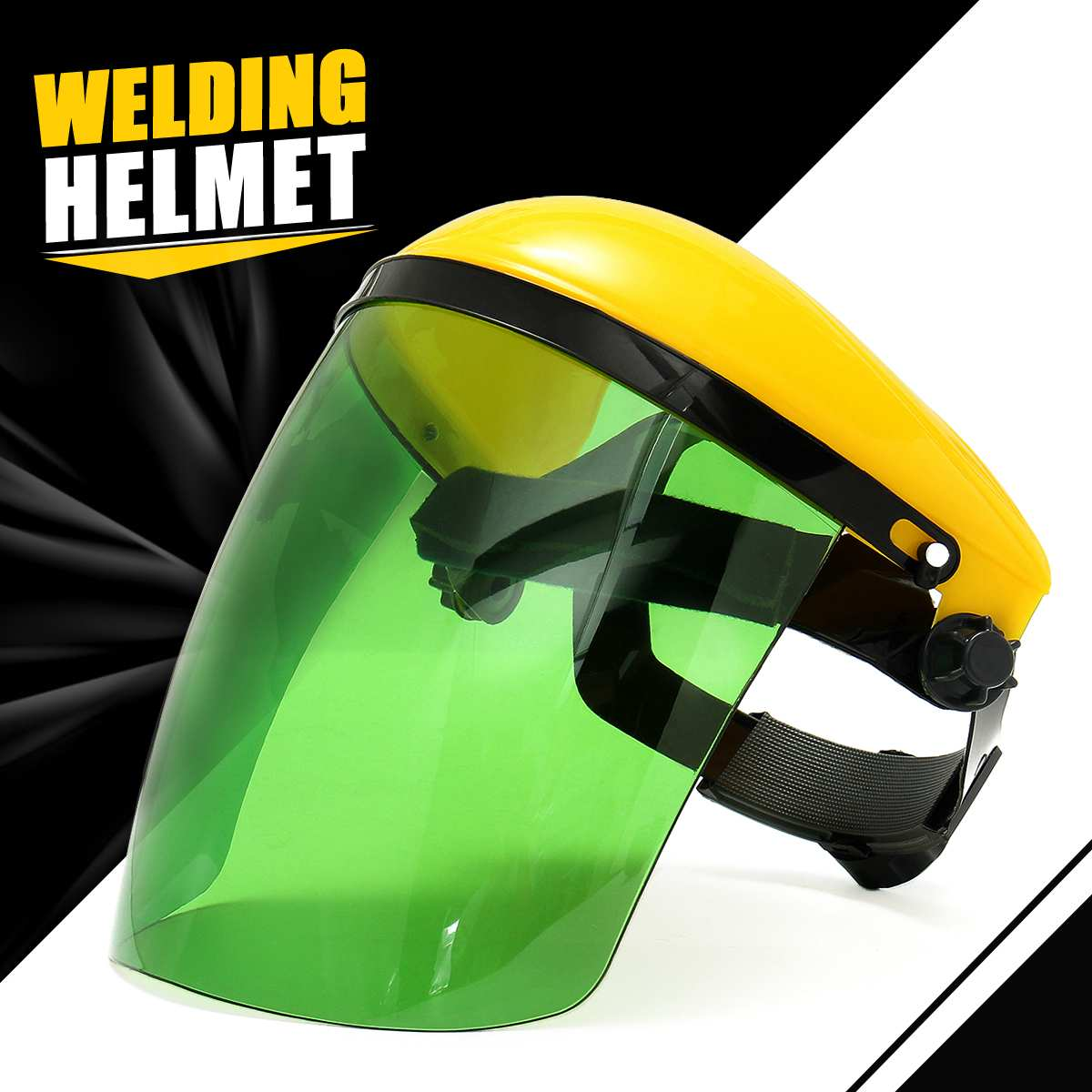US $9 87 48% OFF|FORGELO New ARC Welding Helmet Mask Eye Protection Brand  with Safety Goggles for Welder Working Grinding Scratch resistant-in  Welding