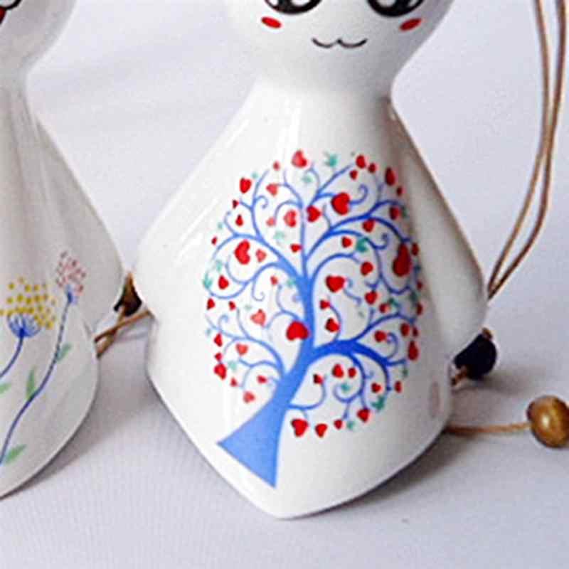1 pc Sunny ตุ๊กตาน่ารักในร่ม Wind Chimes เครื่องประดับวันเกิดของขวัญ