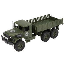 4WD Rowsfire Drab/Yellow Model