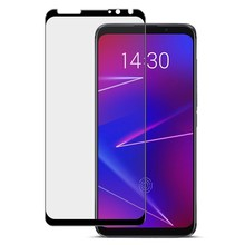 IMAK Meizu 16X закаленное стекло Meizu 16X стекло Полный Клей Pro + версия Полный Чехол Meizu 16 X защита экрана