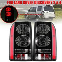 FOR LAND ROVER DISCOVERY 3 4 2004 05 06 07 08 09 2014 1 Pair 12V LED Tail Rear Left Right Brake Turn Signal Light Lamp Styling