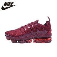 Мужские кроссовки для бега Nike Air Vapor Max Plus, дышащие противоскользящие спортивные кроссовки на воздушной подушке, Новое поступление #924453