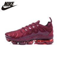 Nike Air Vapor Max Plus Men's Running Shoes Breathable Anti slip Air Cushion Outdoor Sports Sneakers New Arrival #924453